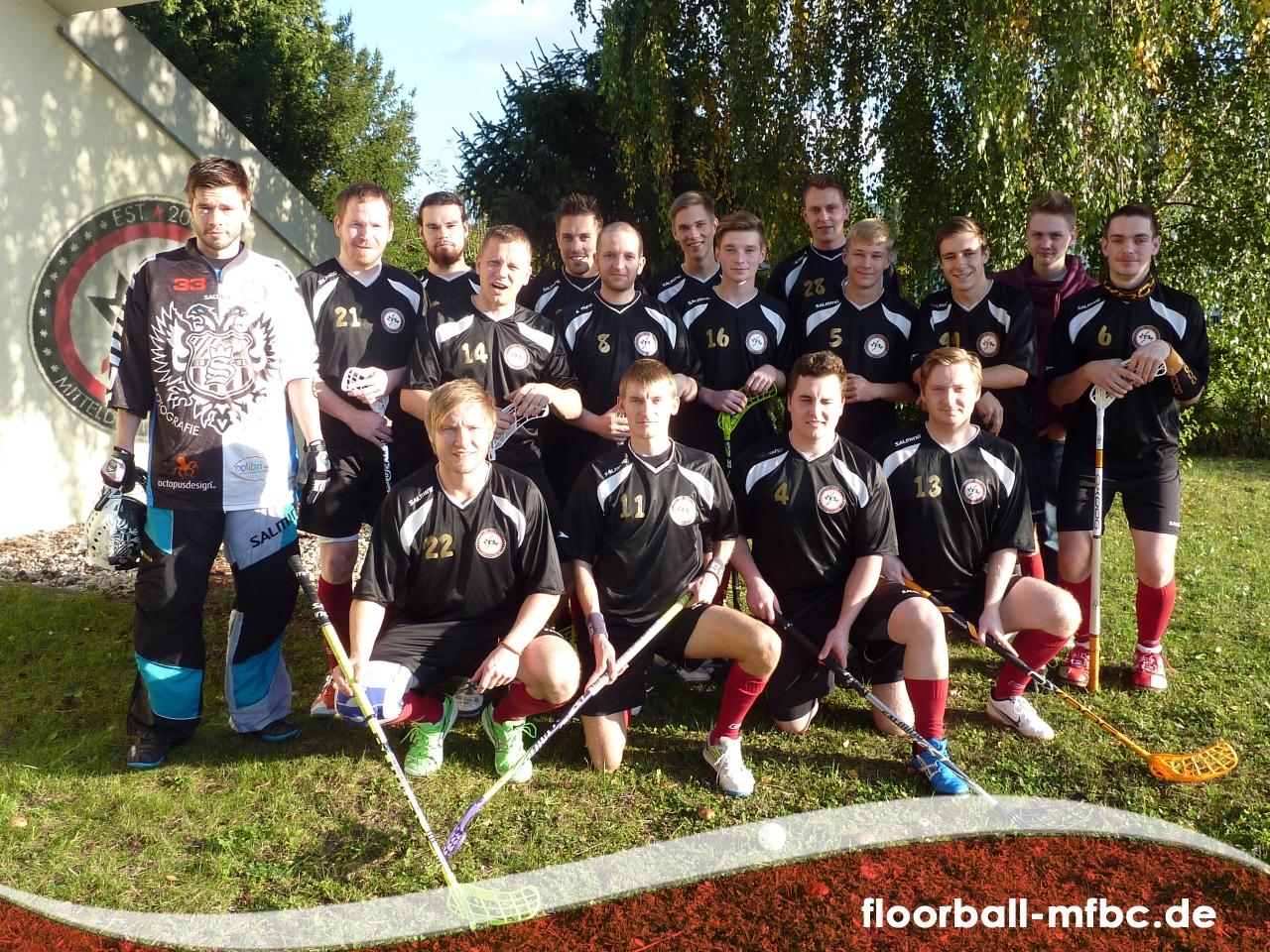 MFBC Team Herren2 2013