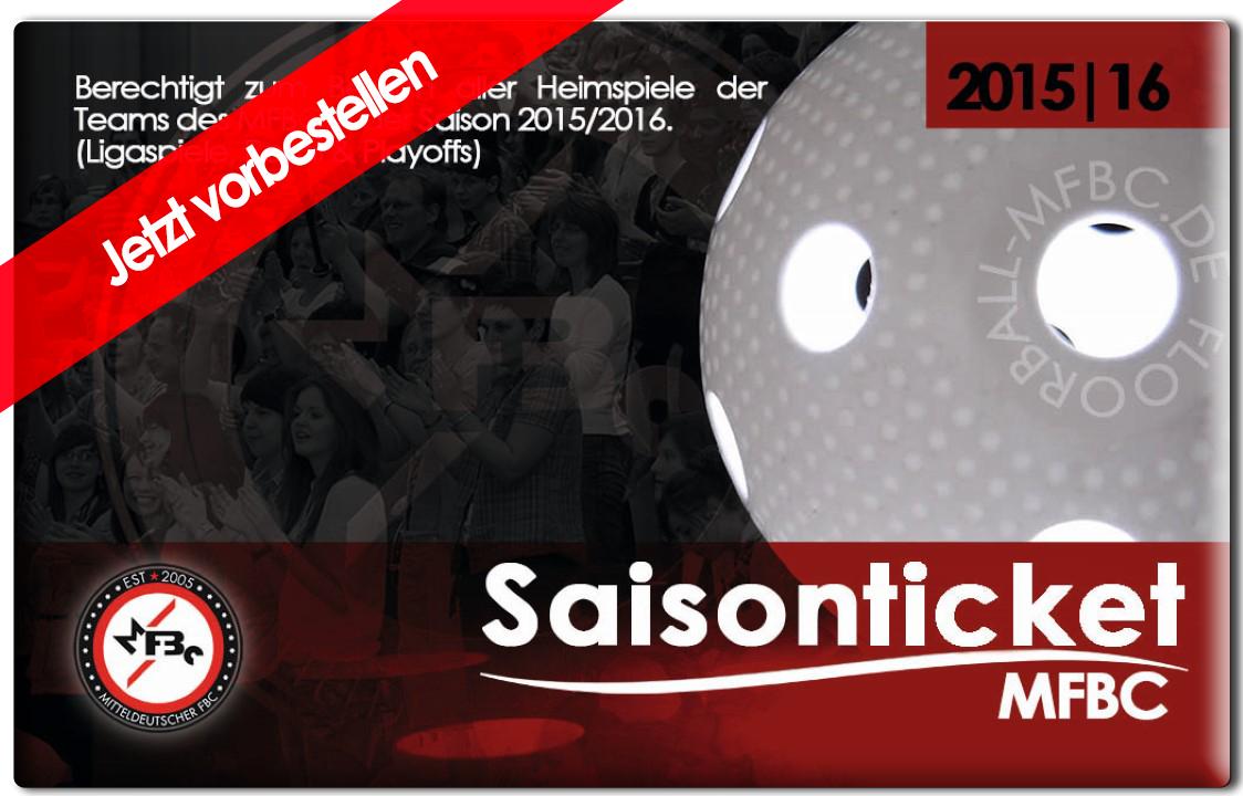 Saisonticket 2015